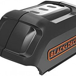BLACK+DECKER BDUSB20B USB Power Adapter, 20V, Tool Only
