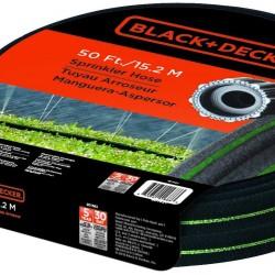 BLACK+DECKER BD1683 50-ft x 1/2-in Perforated Sprinkler Hose, 50'