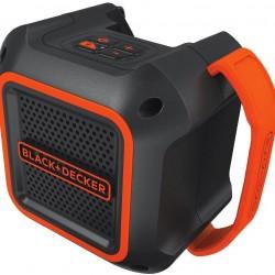 BLACK+DECKER 20V MAX Bluetooth Speaker with Adapter, Wireless (BDBTS20B)