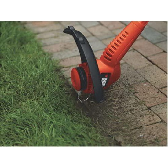 Black & Decker ST7700 4.4-amp Electric Automatic Feed String Trimmer/Edger, 13