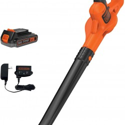 BLACK+DECKER 20V MAX Cordless Sweeper with Power Boost (LSW321)