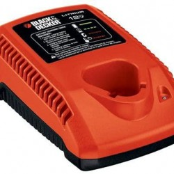 Black & Decker LCS12FC 12-Volt Lithium-Ion Fast Charger