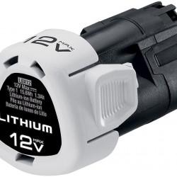 BLACK+DECKER 12V MAX Battery, Extended Run Time, Lithium (LBXR12)