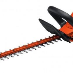 BLACK+DECKER 20V MAX Cordless Hedge Trimmer, 22-Inch, Tool Only (LHT2220B),MEDIUM