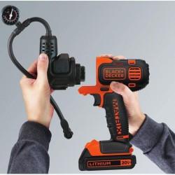 BLACK+DECKER BDCMTHPI Inflator Multi-Tool Attachment